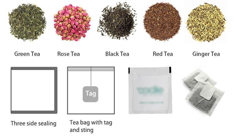 Tea Packing Machine Price